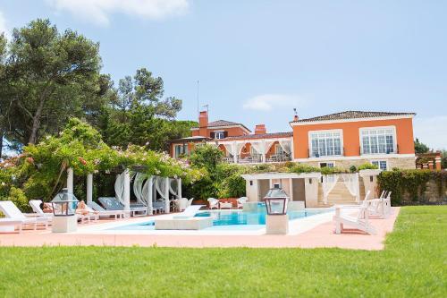 Quinta Tagus, Hotel in Costa da Caparica bei Lagoa de Albufeira
