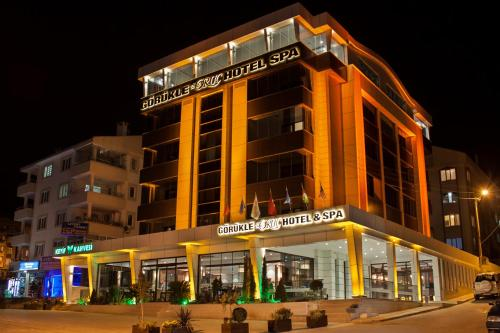 Gorukle Gorukle Oruc Hotel & Spa telefon