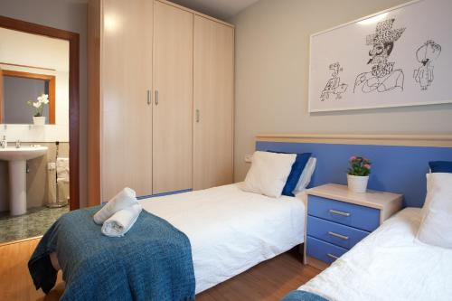 Apartment Aragó photo 13