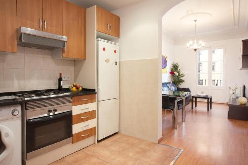 Apartment Aragó photo 17