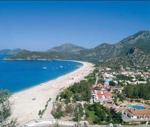 Oludeniz Seyir Beach Hotel how to go