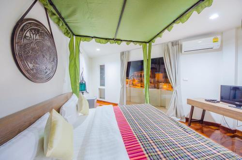 Nakorn De Sukhothai Hip Hotel kamer foto 's