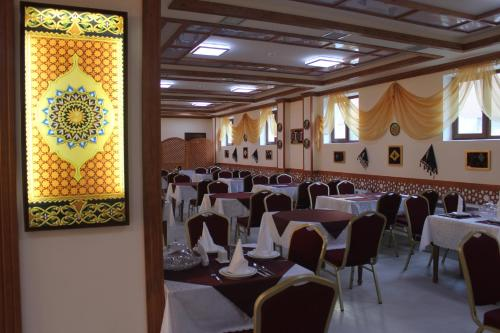 Bahoriston Hotel, Ghafurov