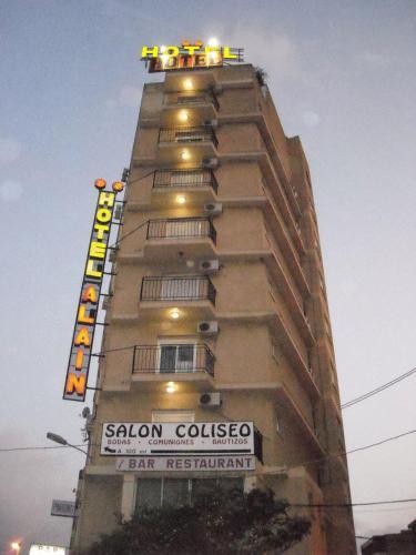 Hotel Alain Silla