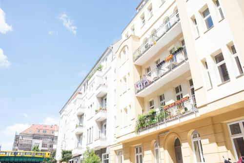 StadtRaum-Berlin Apartments photo 49