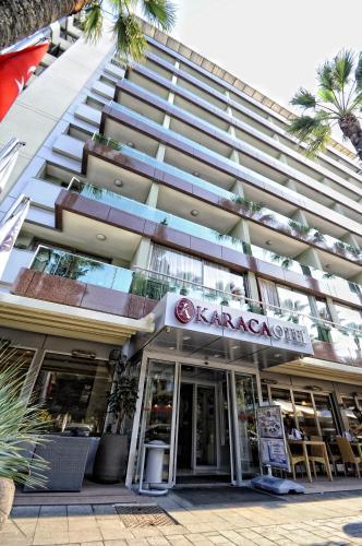 Izmir Karaca Hotel odalar
