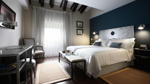 Double or Twin Room Iriarte Jauregia 14
