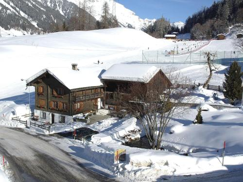 Duck's Place Klosters
