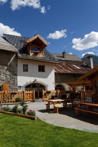 Accommodation in Briançon