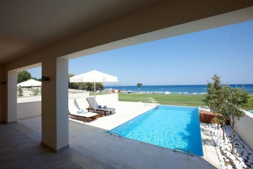 Suite Bungalow - Frente Praia com Piscina Privada (Bungalow Suite - Beach Front with Private Pool)