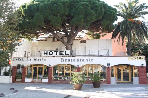 . Hotel la Masia