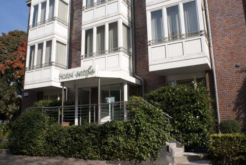 Entrée Groß Borstel Garni Hotel photo 26