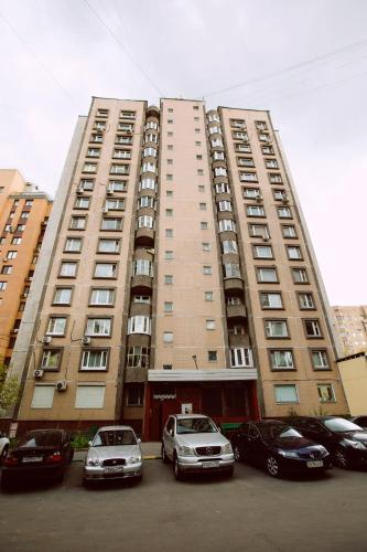 Apartlux On Bolshaya Gruzinskaya
