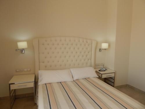 Habitación Doble Superior con terraza - 1 o 2 camas Hotel Atlántico 20