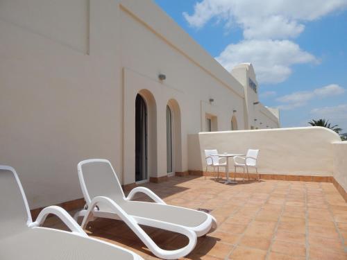 Suite Junior Hotel Atlántico 5