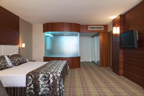 Ankara Hotel Houston harita