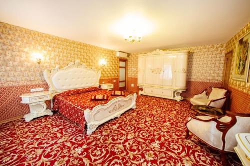 Отель Счастливый Пушкин Люкс