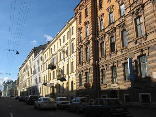 Hotel Nauka Na Millionnaya