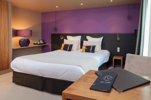 Hotel Restaurant Spa Ivan Vautier - Hôtel - Caen