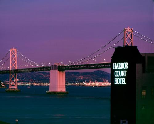 Harbor Court Hotel - San Francisco, CA CA 94105