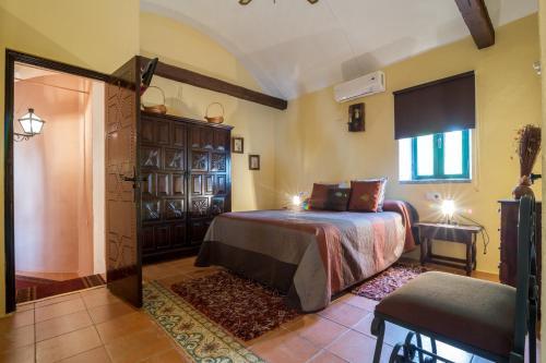 Habitación Doble - 1 o 2 camas B&B Hacienda el Santiscal 28