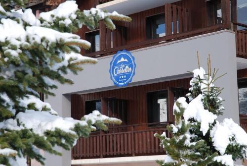 Hôtel Club Les Carrettes - Hotel - Valmeinier