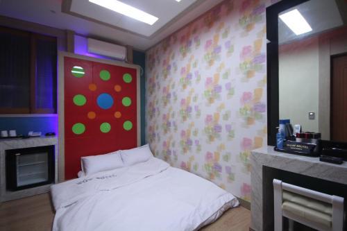 Pohang Wow Motel rom bilder