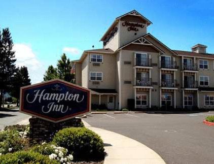 Hampton Inn Ukiah - Ukiah, CA 95482