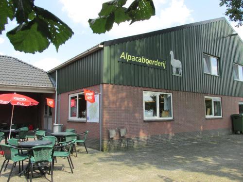 . De Alpacaboerderij