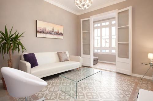 Enjoy Apartments Borrell impression