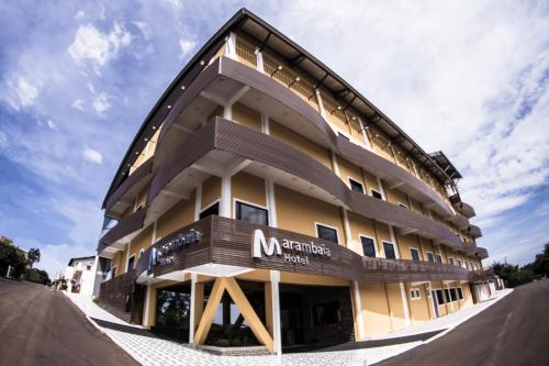 Фото отеля Marambaia Hotel