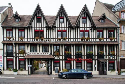 Hotel de Normandie - Hôtel - Évreux
