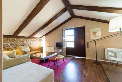 Familienzimmer mit Terrasse Posada Real de Las Misas 7
