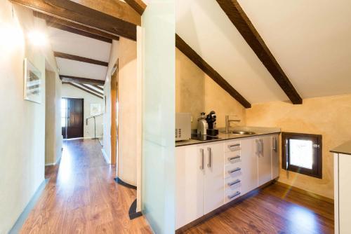 Familienzimmer mit Terrasse Posada Real de Las Misas 10