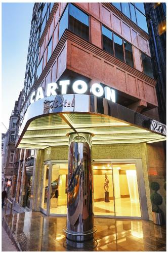Istanbul Cartoon Hotel ulaşım