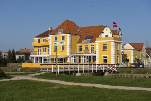 Фото отеля Hotel Grenaa Strand