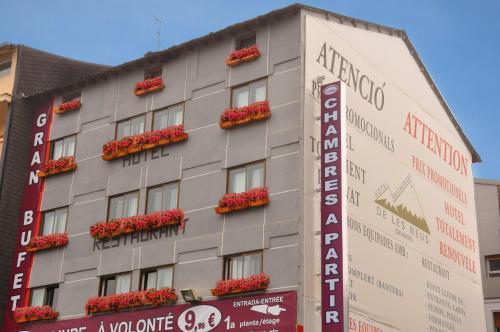 Hotel Les Neus Pas de la Casa