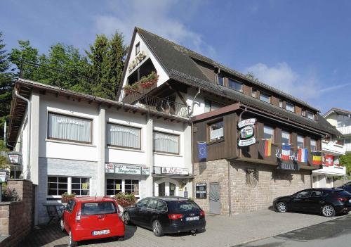 Hotel Bellevue - St. Blasien
