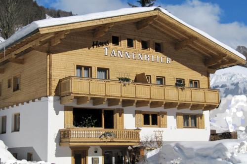 Haus Tannenblick