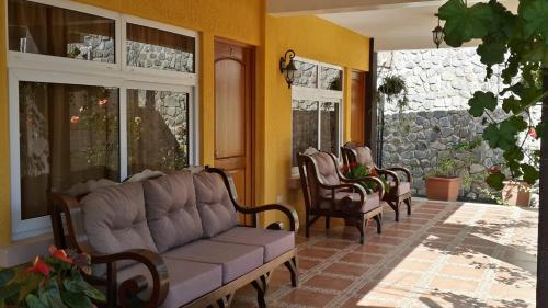 Hotel Los Cofrades, Sololá
