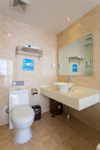 Hotel 7Days Inn Qingdao Huangdao District Lianghe Road Haishui Baths