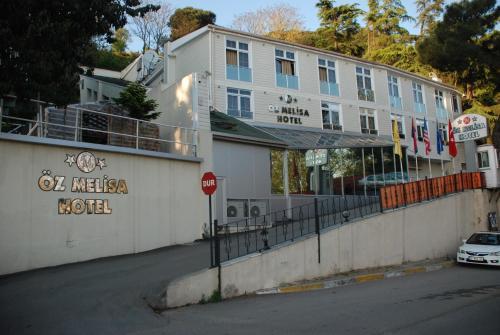 Istanbul Oz Melisa Hotel adres