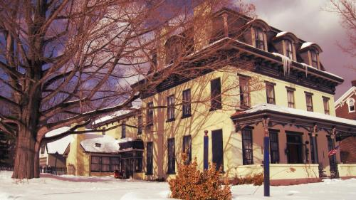 Allegheny Street Bed And Breakfast