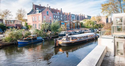 Yays Bickersgracht Concierged Boutique Apartments photo 29