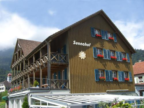 . Hotel Bildungszentrum Sunnahof
