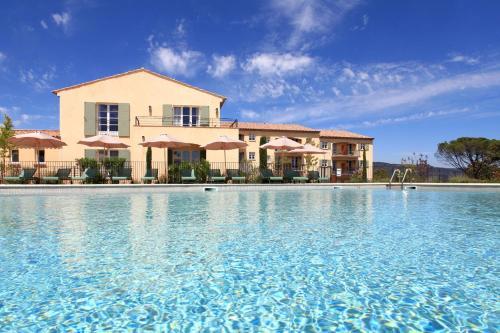Les Domaines de Saint Endreol Golf & Spa Resort - Village et club de vacances - La Motte