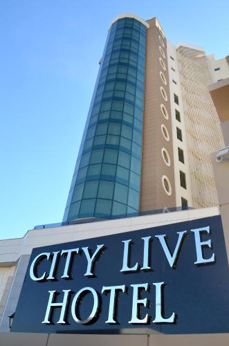 Antalya City Live Hotel ulaşım