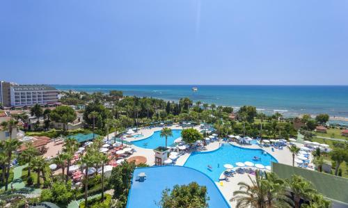 Side İz Flower Side Beach Hotel ulaşım