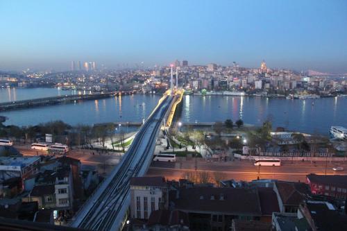 Istanbul Herton Apart Hotel harita