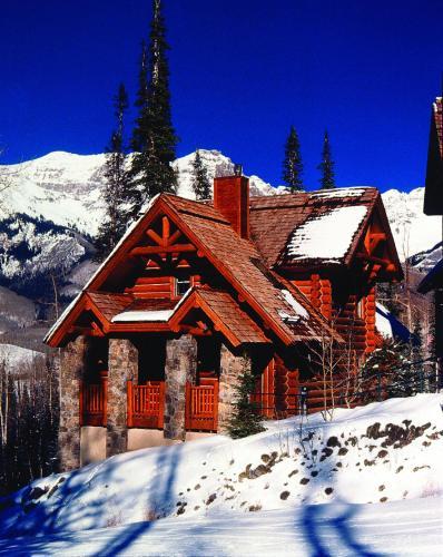 Mountain Lodge: Luxury Condo Rentals Above Telluride